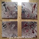 Abstrait 128-4x20x20cm-Vendu