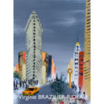Flatiron Building-33x44