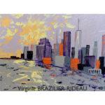 Inspiration Manhattan-46x33-Au profit du Téléthon