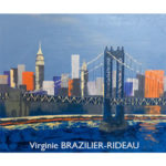 Manhattan Bridge-55x46-50€