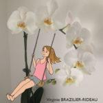 Orchidée #1