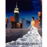 Silhouette sur Empire State Building-65x81-100€
