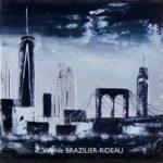 NYC Argent-20x20-Réservé