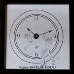 Arrêter le temps-27x27-Vendu