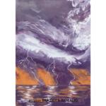 Orage sur Mer - 50x70
