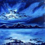 Blue Monday-80x80cm