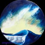 Dune-Ø32cm-Au Profit de l'Association Altruistic Odyssey France-Nepal